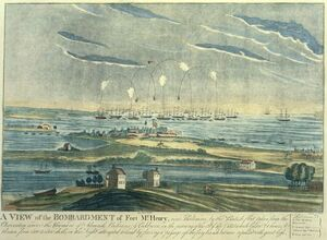 800px-Ft. Henry bombardement 1814