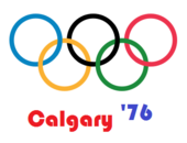 Calgary, 1976 (Summer Olympics)