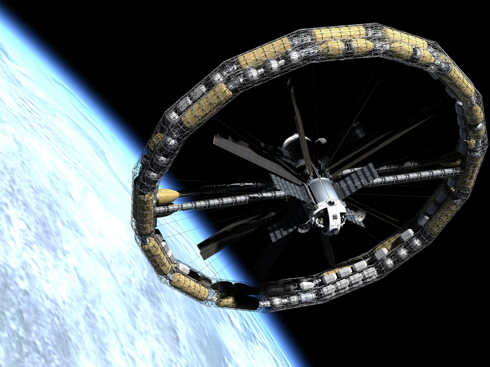 space station a world of difference alternative