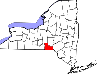 File:200px-Map of New York highlighting Broome County svg.png