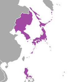 Location of Korea (Imperishable Morning)