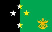 NotLAH Oceanian Armed Forces Flag