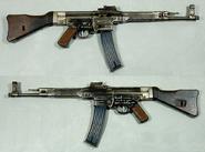 Balkan Automatic Rifle