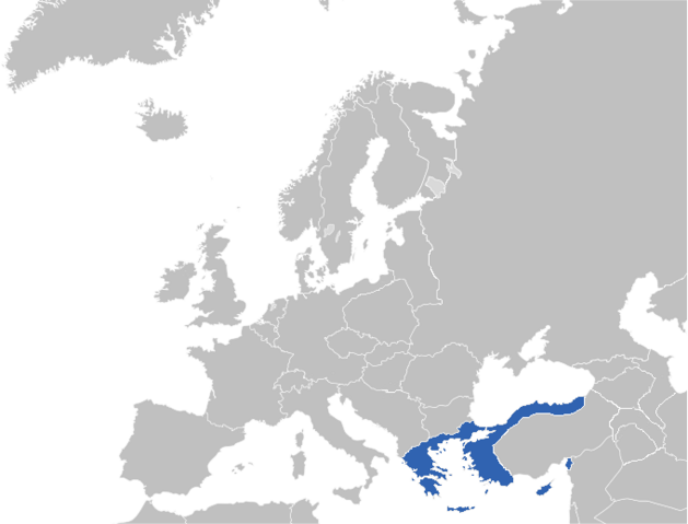 File:Blank Map of Europe Greece.png