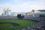 Busan Sajik Stadium 20080706