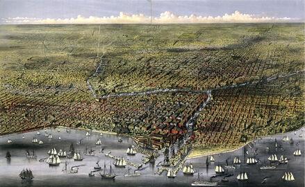 Prey Nokor in 19th Century