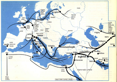 Trade Routes in PM3