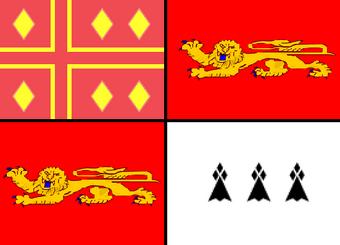 Flagnormandybrittany
