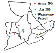 Susquehanna Military Bases
