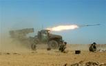 Missel attack on israel