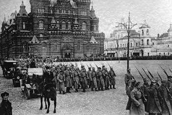 Russian Revolution of 1917