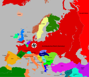 Axis Victory