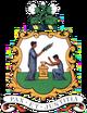 Coat of arms of Saint Vincent