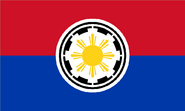 Philippine National Union flag alternate (Atomic World Map Game)