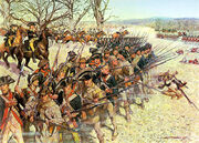 Battle of Guiliford Courthouse