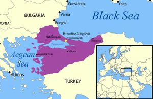 Byzantium Kingdom