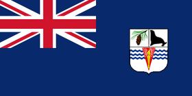 Flag of British Antarctica