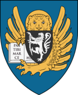 Arms of Giovanni Serenica as Doge (GoN)