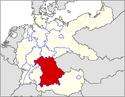 CV Map of Bavaria 1991-present