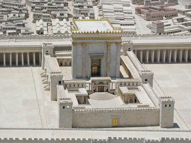File:Model of Second Temple of Jerusalem.jpg