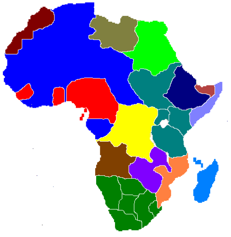 File:African Political Map.png