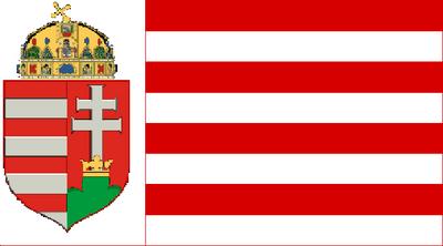 Arpadflagga hungary