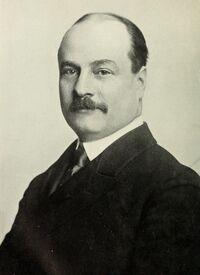 Portrait of Nicholas Murray Butler