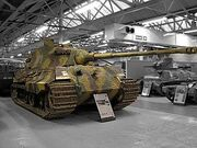 300px-Bovington Tiger II grey bg
