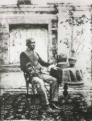King Mongkut of Thailand