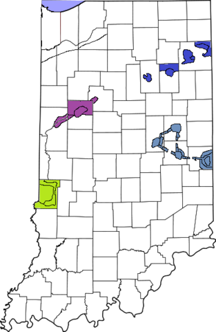 File:391px-Map of Indiana3 highlighting Lake County.png