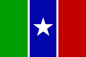 Flag Senegambia (VegWorld)