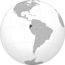 Ecuador Green and Gray
