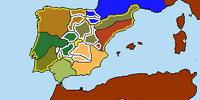 Hispanian Empire (Fall of Constantinople 675AD)