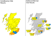 Scottish Election Results 2011 SSY