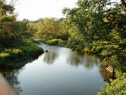 Winooski river montpelier