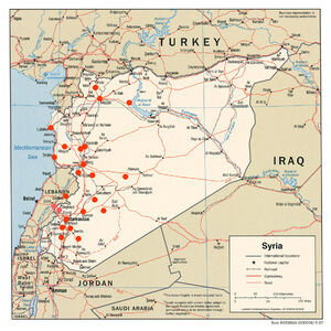 1983DD Syria Doomsday Strikes