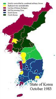 Korea (1983: Doomsday)