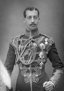 Prince Albert Victor, Duke of Clarence and Avondale