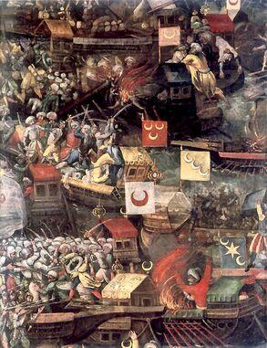 Ottoman-Italian War Fresco