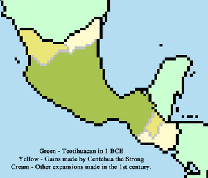 Teotihuacan Expansion 1