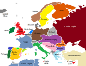 Without the Wars Europe (1950)