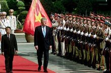 Bill Clinton in Vietnam