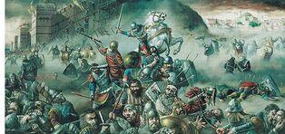Gepid Independence War Modern Depiction
