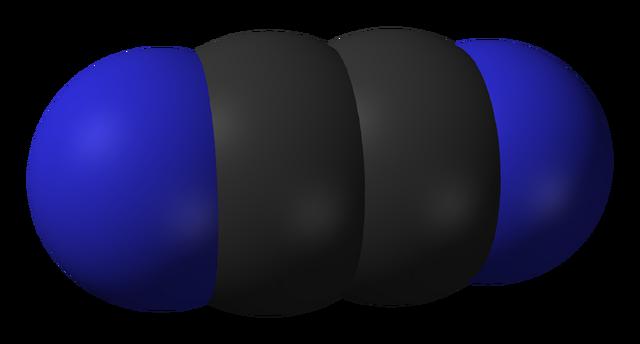 File:Cyanogen molecule.png