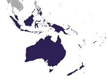 Location of Indonesia (Imperishable Morning)