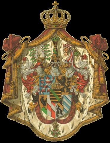 File:Wappen Deutsches Reich - Grossherzogtum Sachsen-Weimar-Eisenach.png