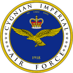 Seal of the Cygnian Imperial Air Force