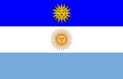 American Republic Union Flag