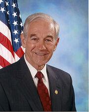 220px-Ron Paul, official Congressional photo portrait, 2007