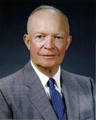 Dwight D. Eisenhower, official photo portrait, May 29, 1959-1-